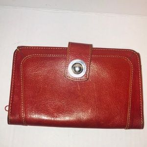 Wilsons Leather Clutch Wallet